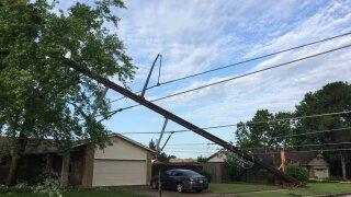 Broken Arrow storm damage