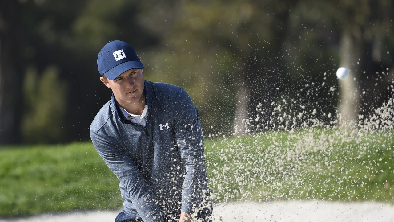 Jordan Spieth - Farmers Insurance Golf