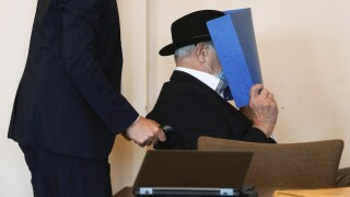 93-year-old former Nazi concentration camp guard convicted in German court