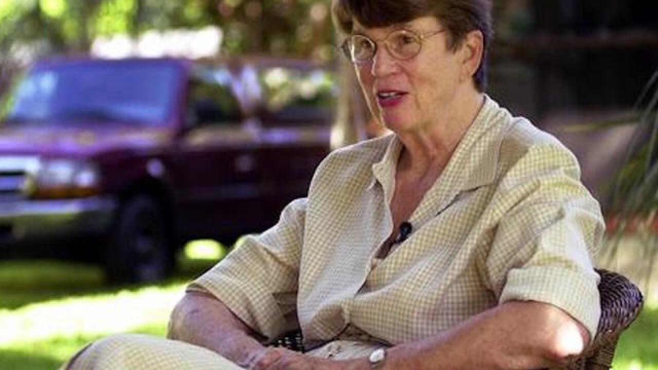 Janet Reno, former U.S. attorney general, has died