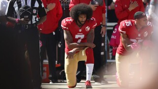 Colin Kaepernick's settlement with NFL worth $10 mil, per WSJ