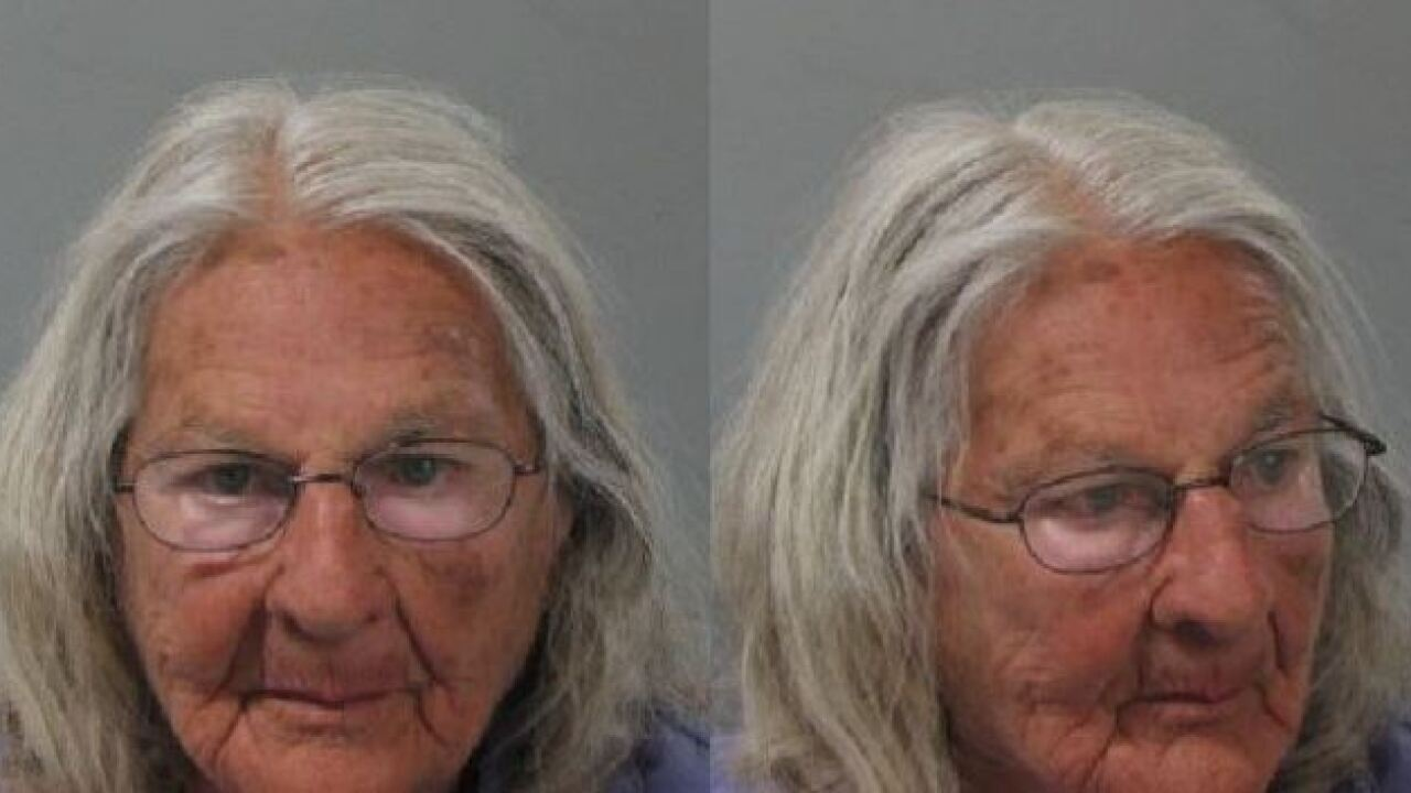 84-year-old woman accused of selling drugs