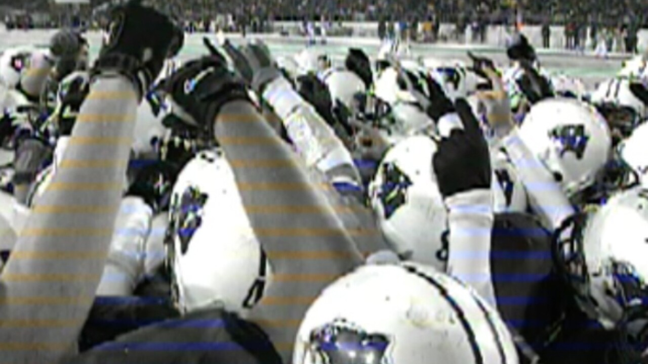 Sports Vault: In 2002, Elder seized the moment