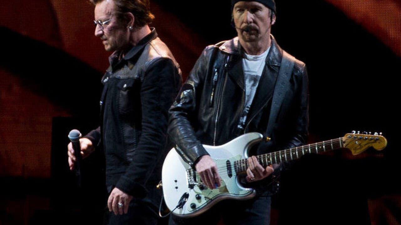 U2 'Joshua Tree' tour coming to San Diego