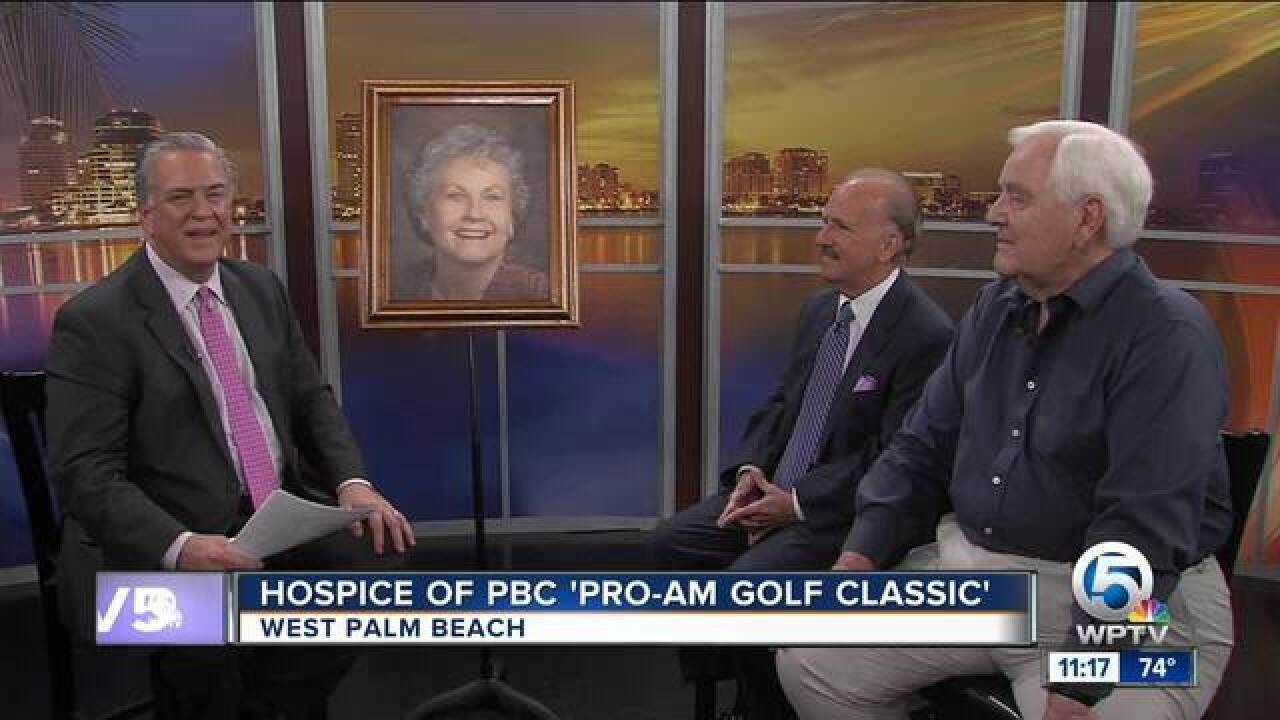 Hospice of Palm Beach Co. 'Pro-Am Golf Classic' on March 25