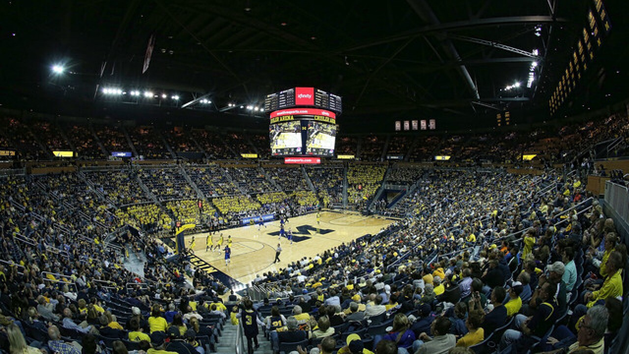 Michigan limiting attendance for title game watch party