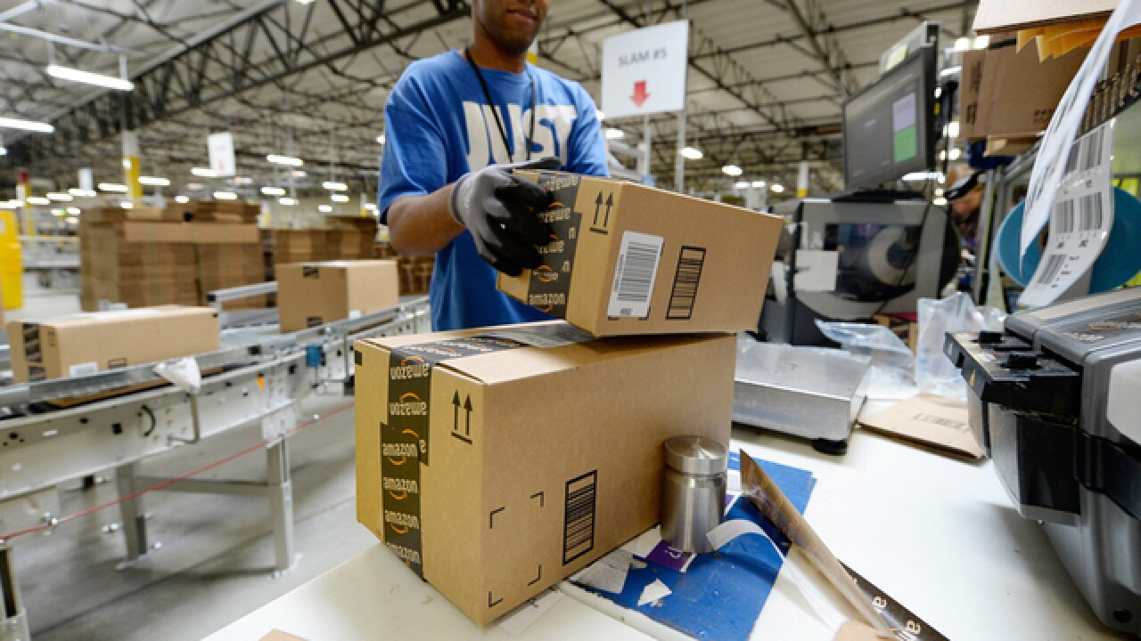 Amazon's quarterly results foreshadow more pain for retailers