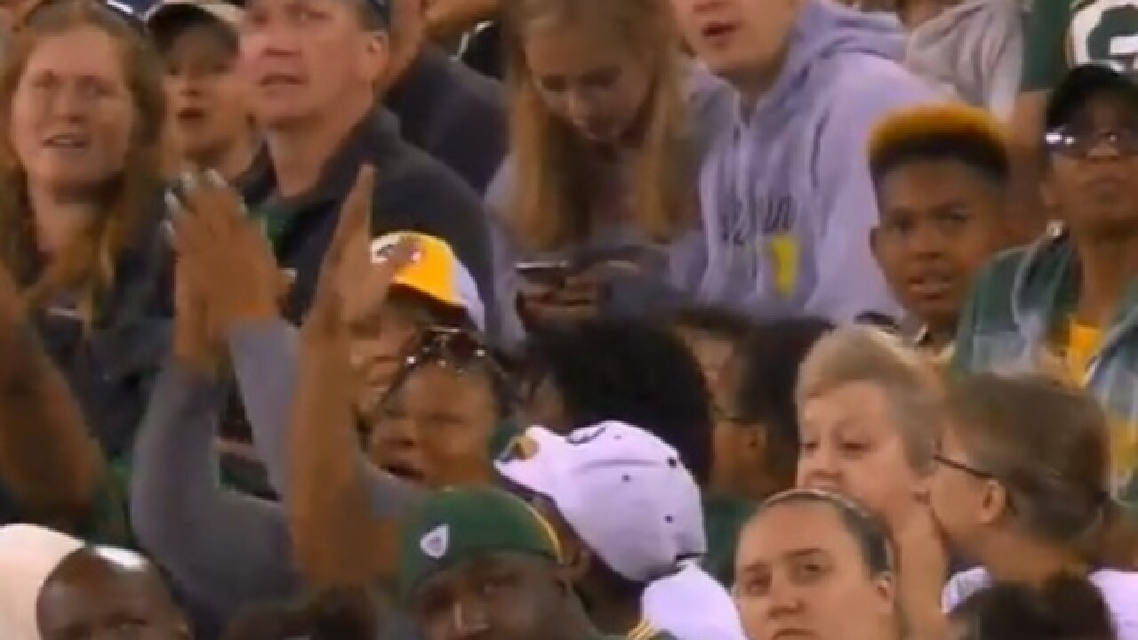 Packers fans excited for Family Night
