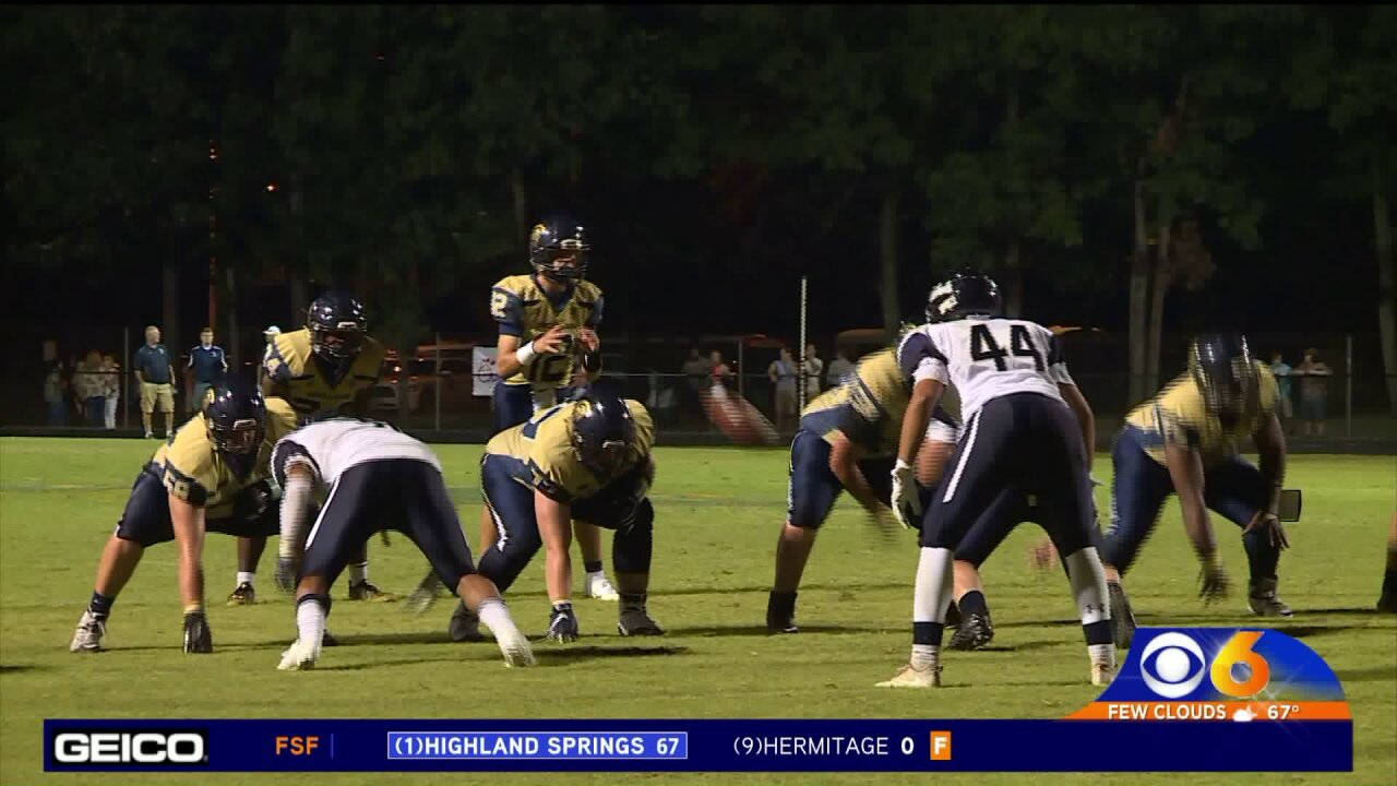 Richburg scores twice in Midlothian's win over Douglas Freeman