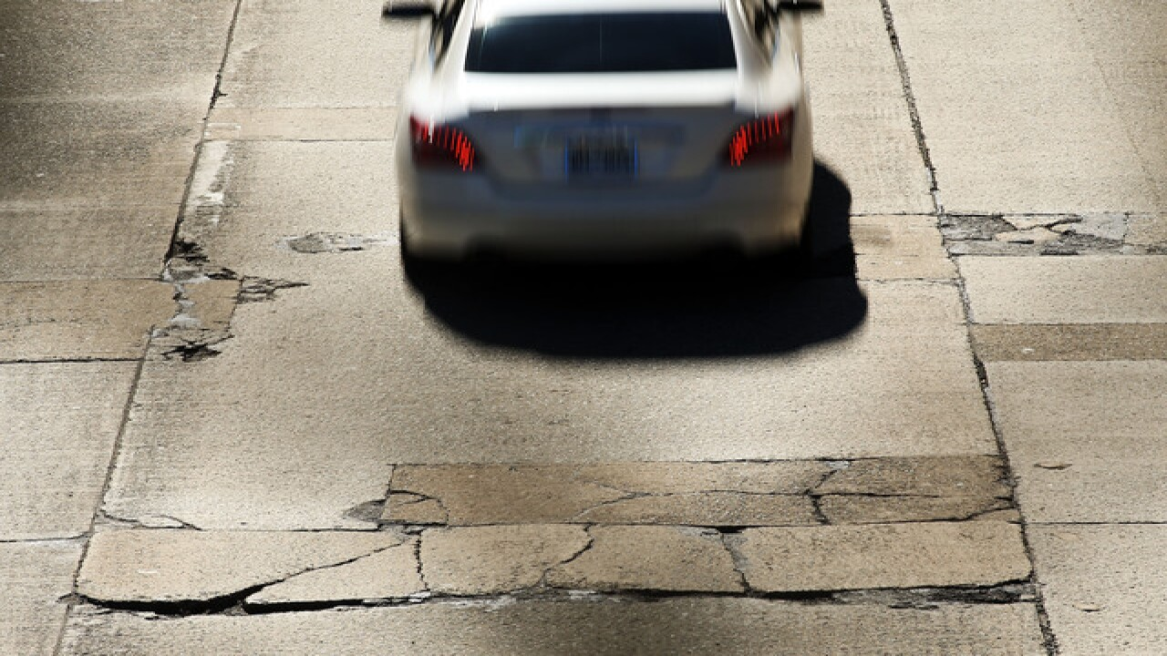 Potholes cost drivers $3B annually in U.S.