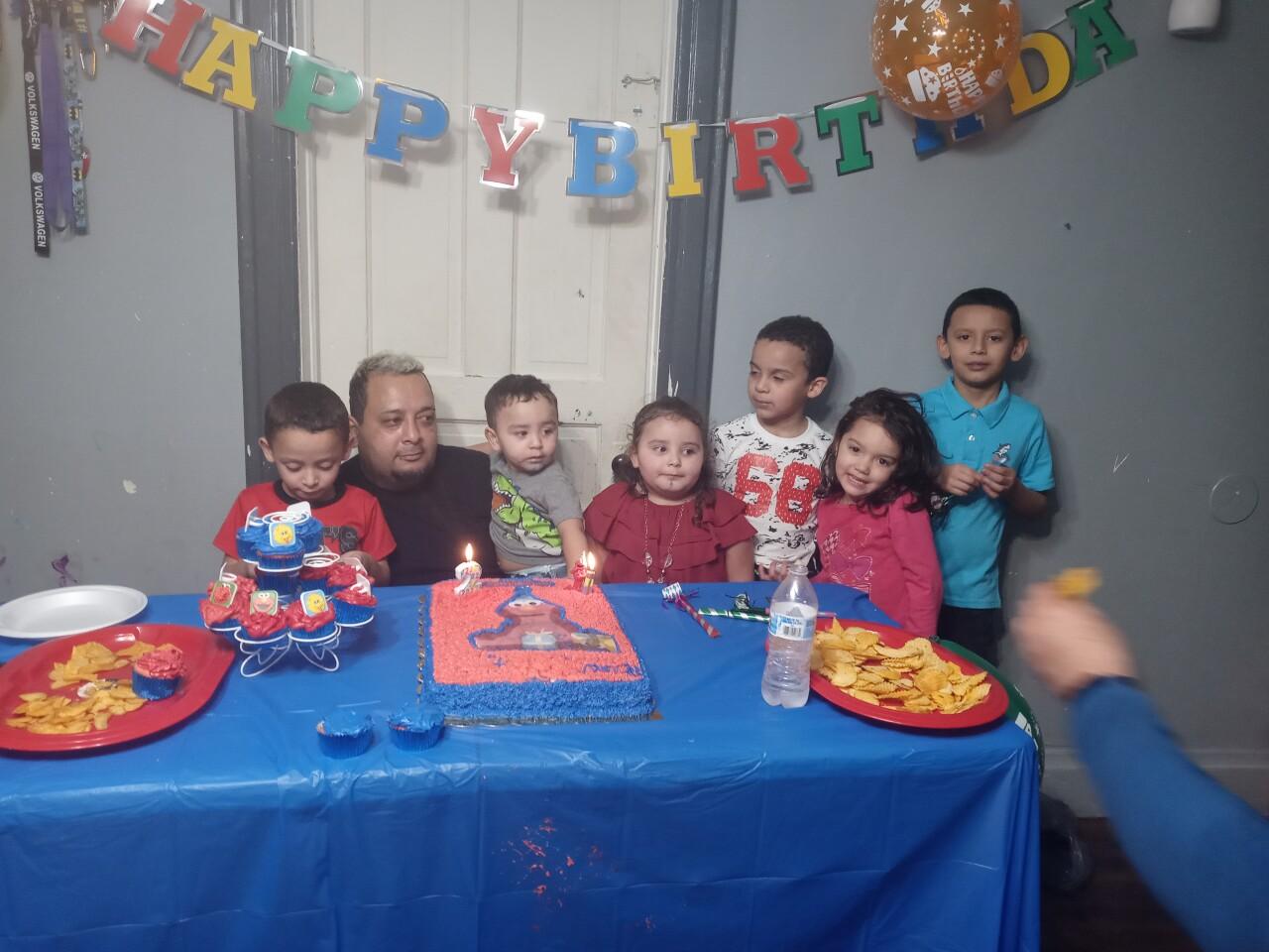 Lilliam Mejias' family