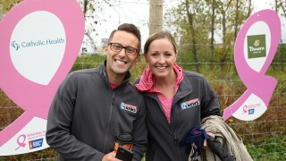 Making Strides Against Breast Cancer holding 'virtual event' next Saturday; here's how you can help