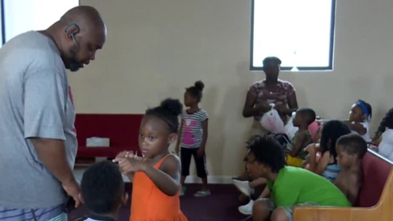 North Nashville Summer Program In Need Of Food Donations