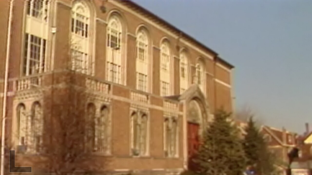 The former all-boys Purcell High School