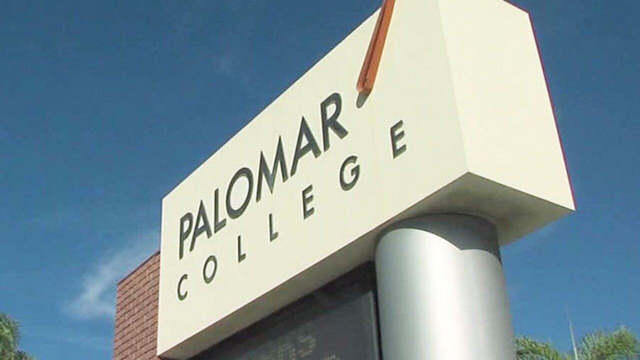 Palomar College reveals new student pantry