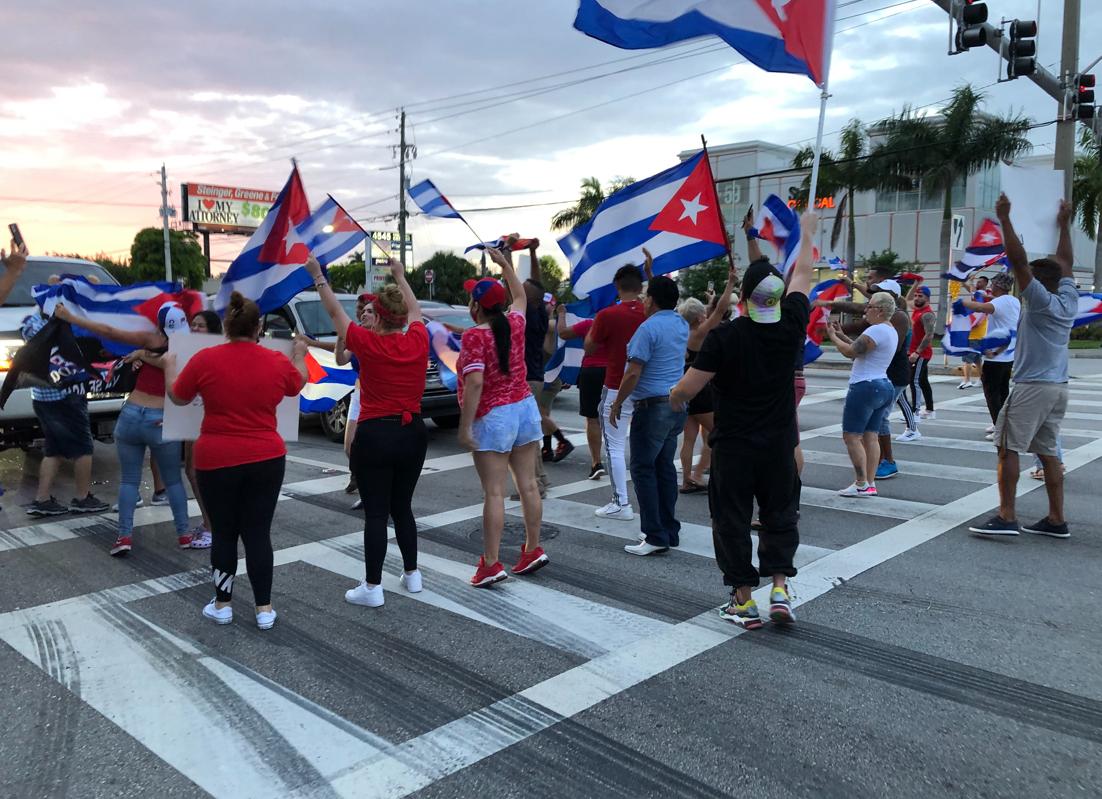 Cuba protest.PNG