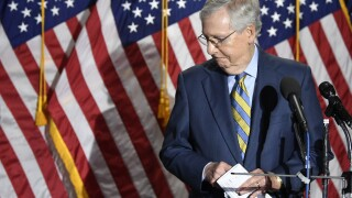 Senator McConnell wants 2nd stimulus check for Americans, but for fewer people