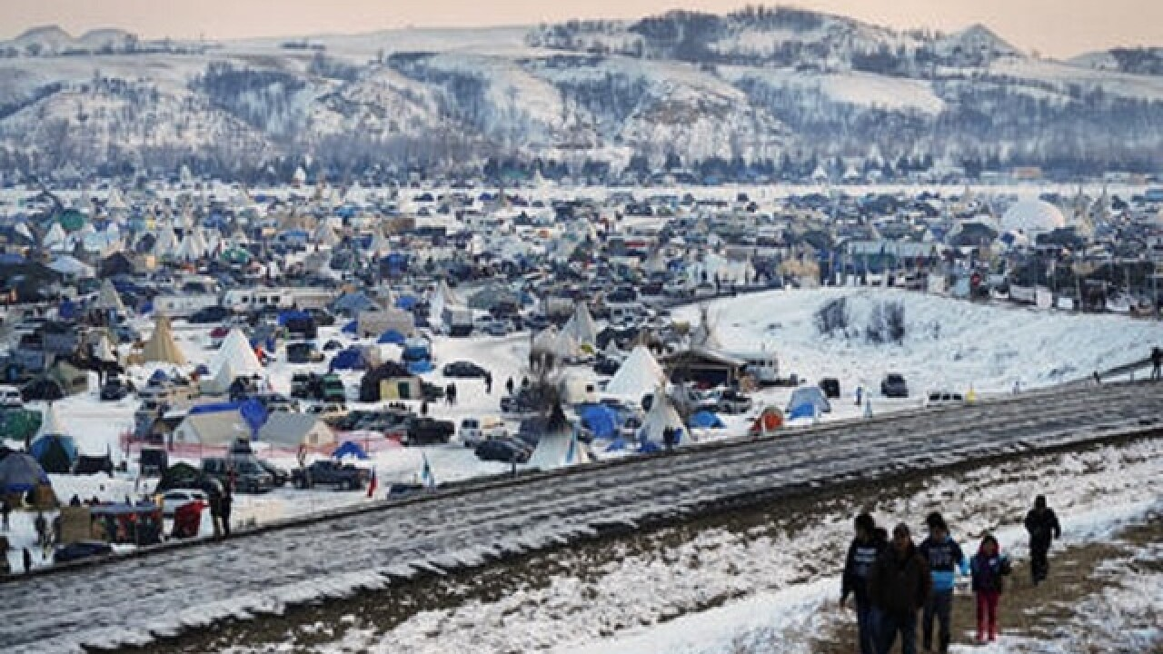 Army Corps told to approve Dakota pipeline easement