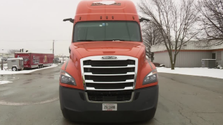 Trucking industry embraces technology