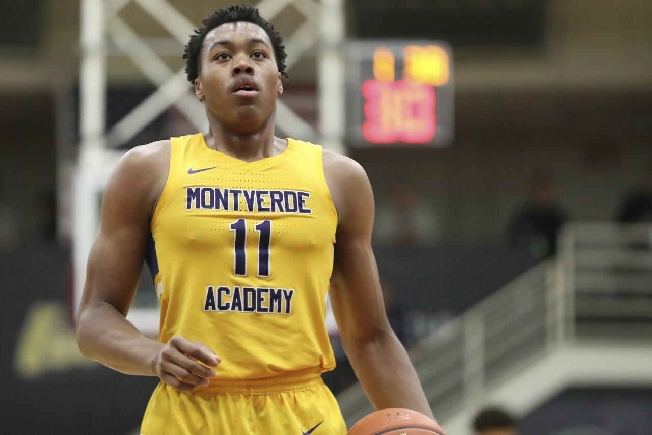 Scottie Barnes, Montverde Academy basketball player and Florida State recruit
