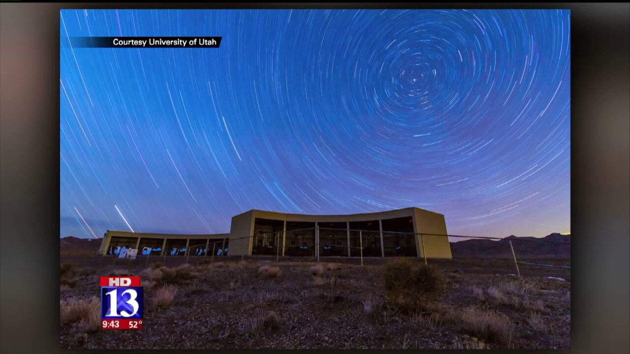 BLM seeking public feedback on proposal to expand research into cosmicrays
