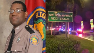 Trooper Horlkins Saget, trooper-involved shooting in Delray Beach