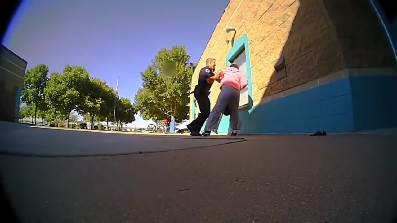 School resource officer out of job after bodycam shows use of force against 11-year-old New Mexico student