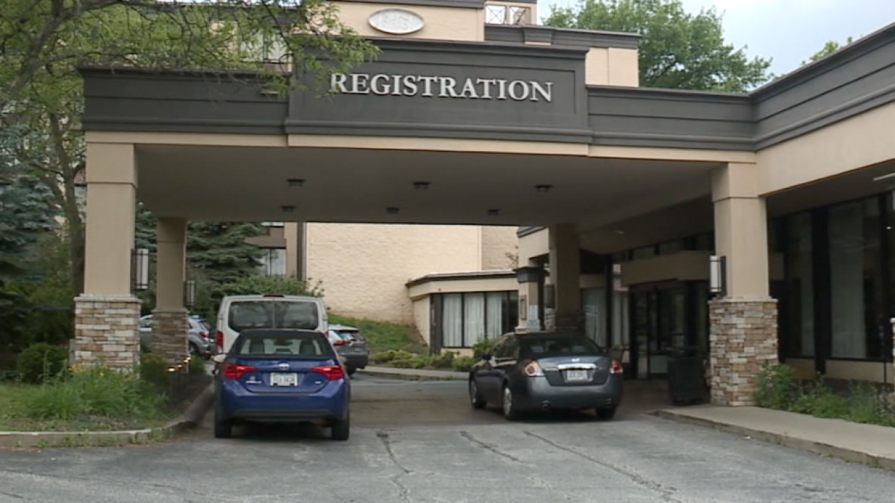 100 homeless men to be moved from Independence hotel amid controversy