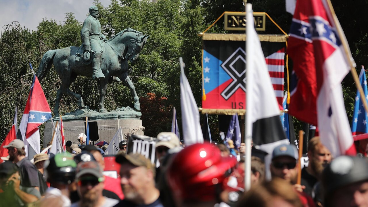 Who are the white nationalists gathering inWashington?