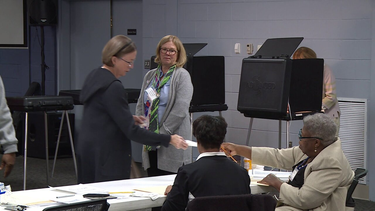 Richmond precinct runs out of ballots: 'You should never tell people to come back later'
