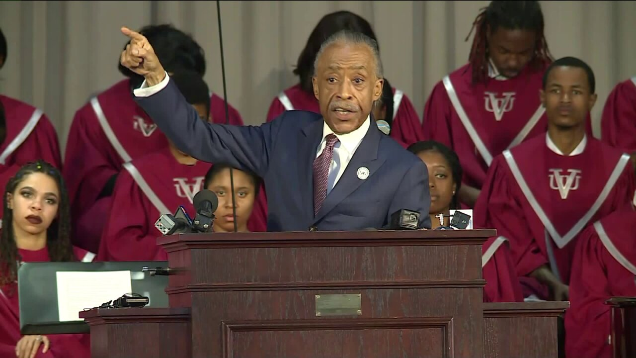 Rev. Sharpton calls for Northam, Herring resignations: 'Don't reduce this to some political football'