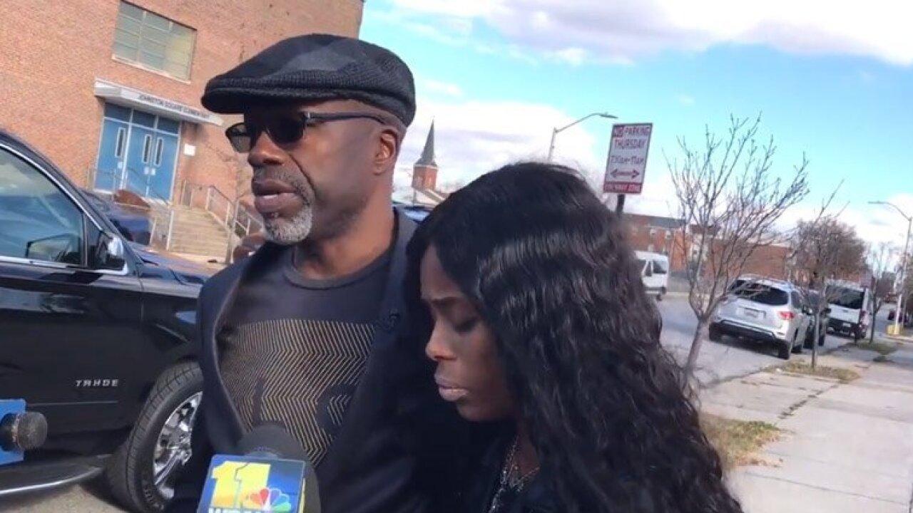 WBAL Baltimore Good Samaritan Arrest