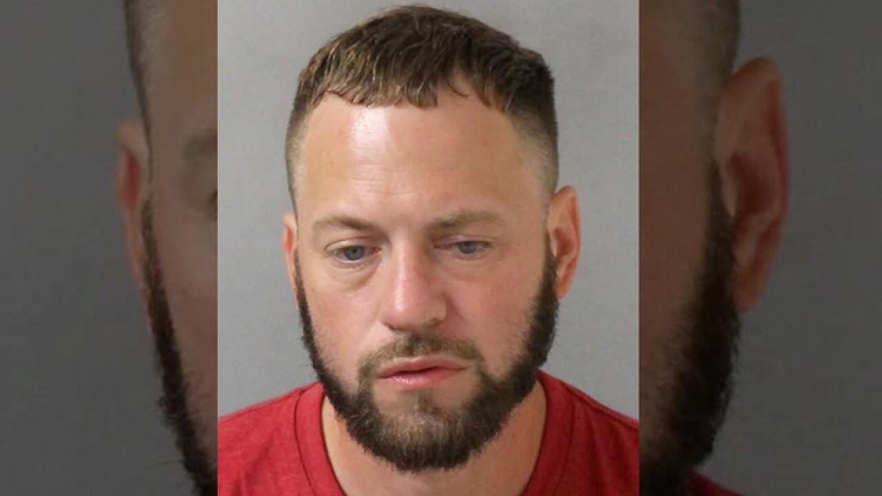 Enraged Man Arrested After Causing Damage At Greyhound Station