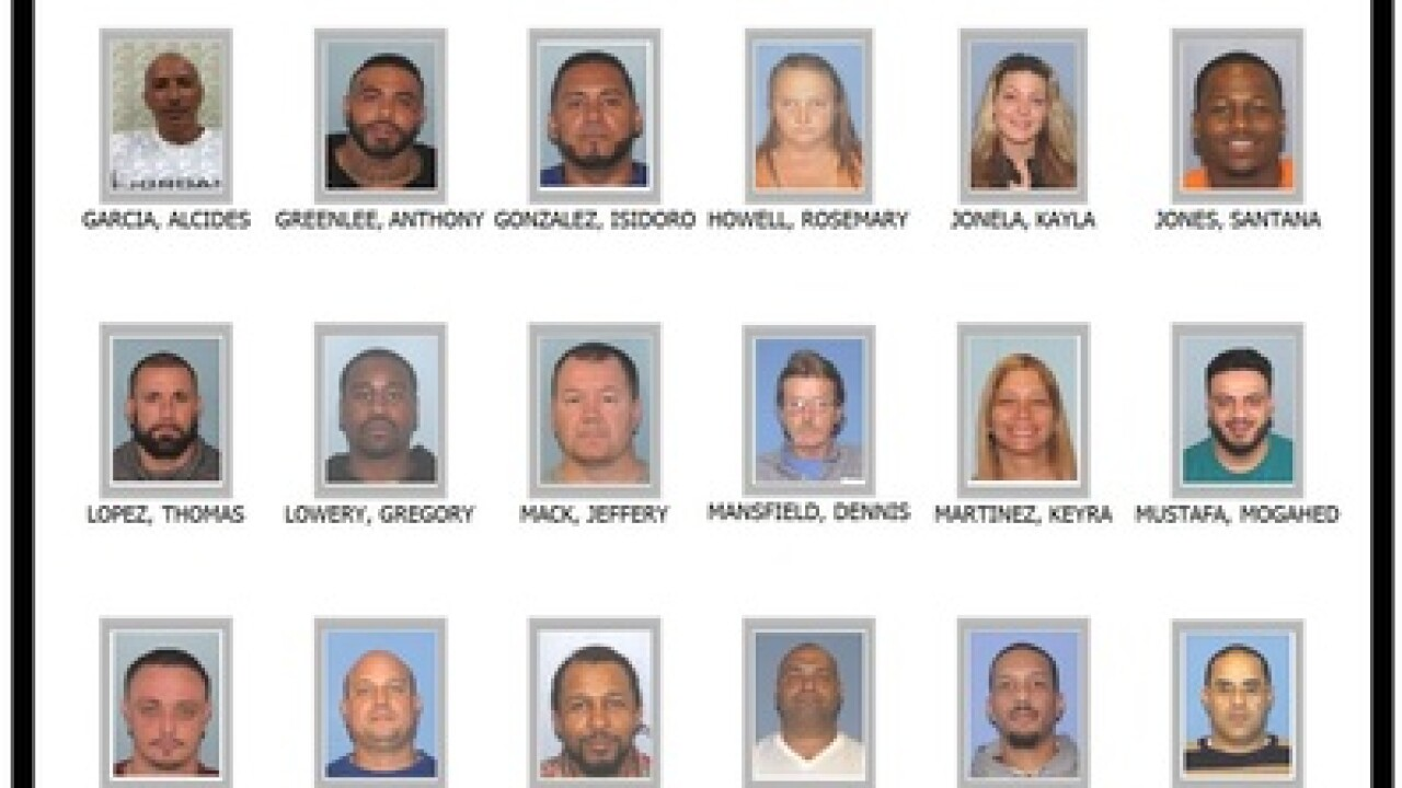 Indictment: Drug smugglers used U S  Postal Service to ship drugs to