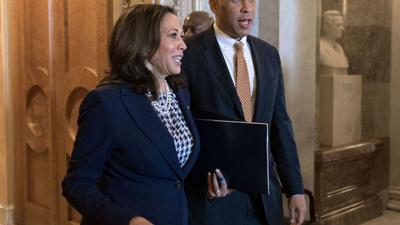 US senators introduce bill to make lynching a federal hate crime