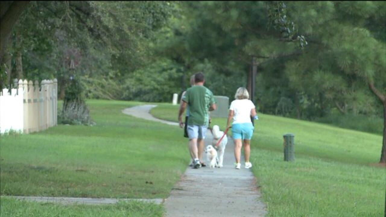 Woman walking dogs attacked inChesapeake