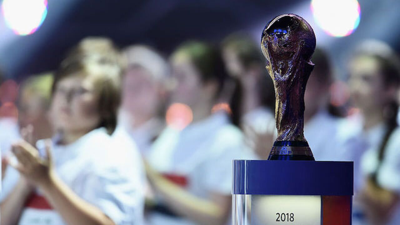 World Cup 2026 will be hosted in North America