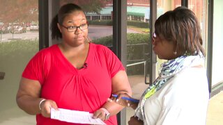 Woman's paycheck delayed for 2 months: 'It's very frustrating'