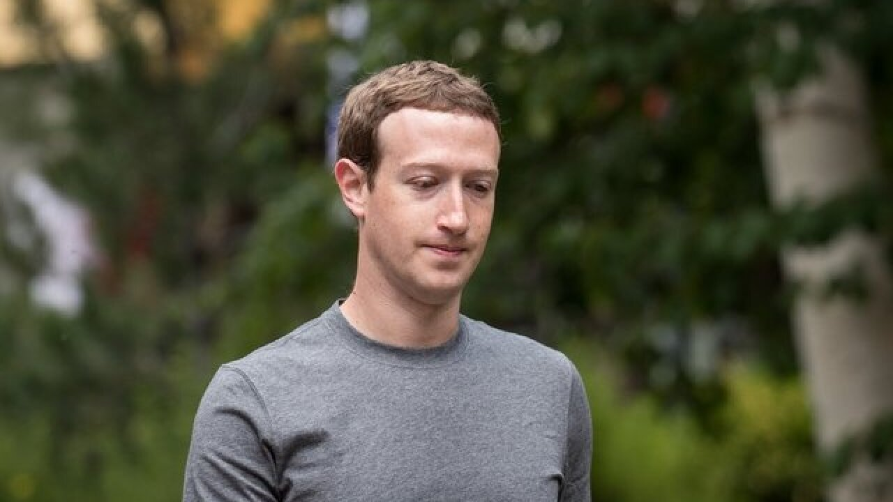 Mark Zuckerberg is 3rd richest person in world