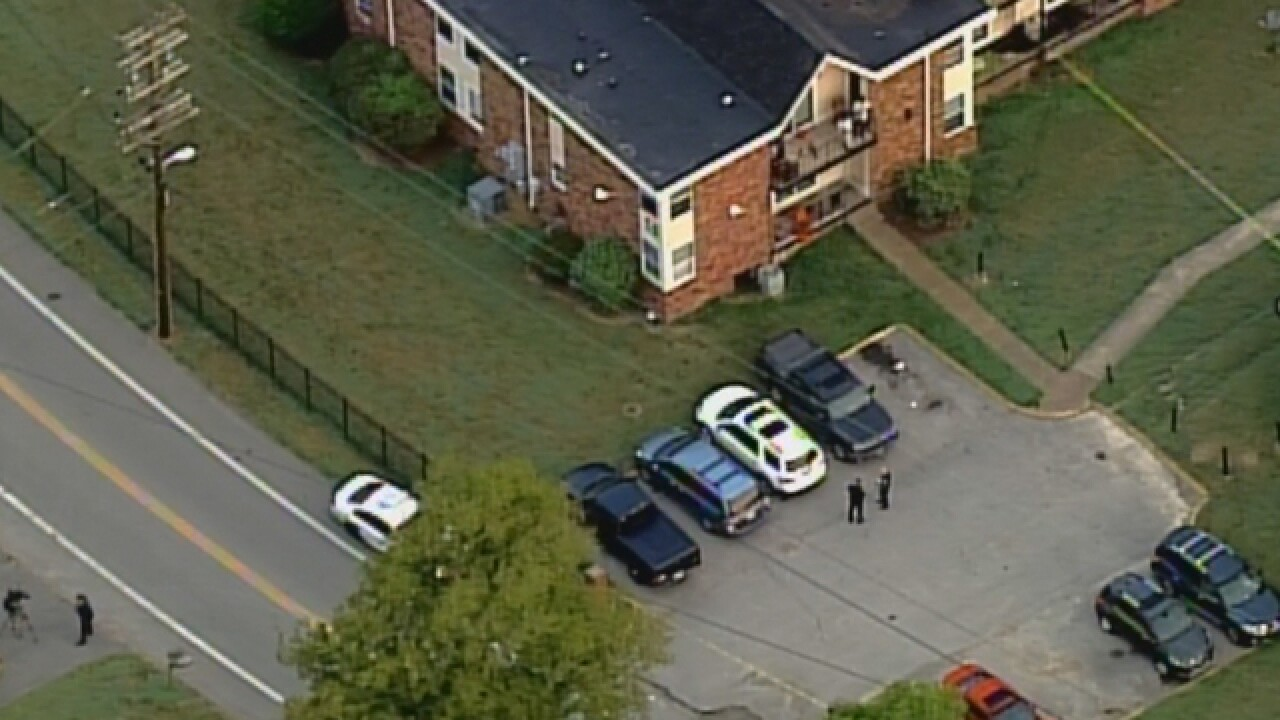 Man Critically Hurt In Madison Apartment Shooting