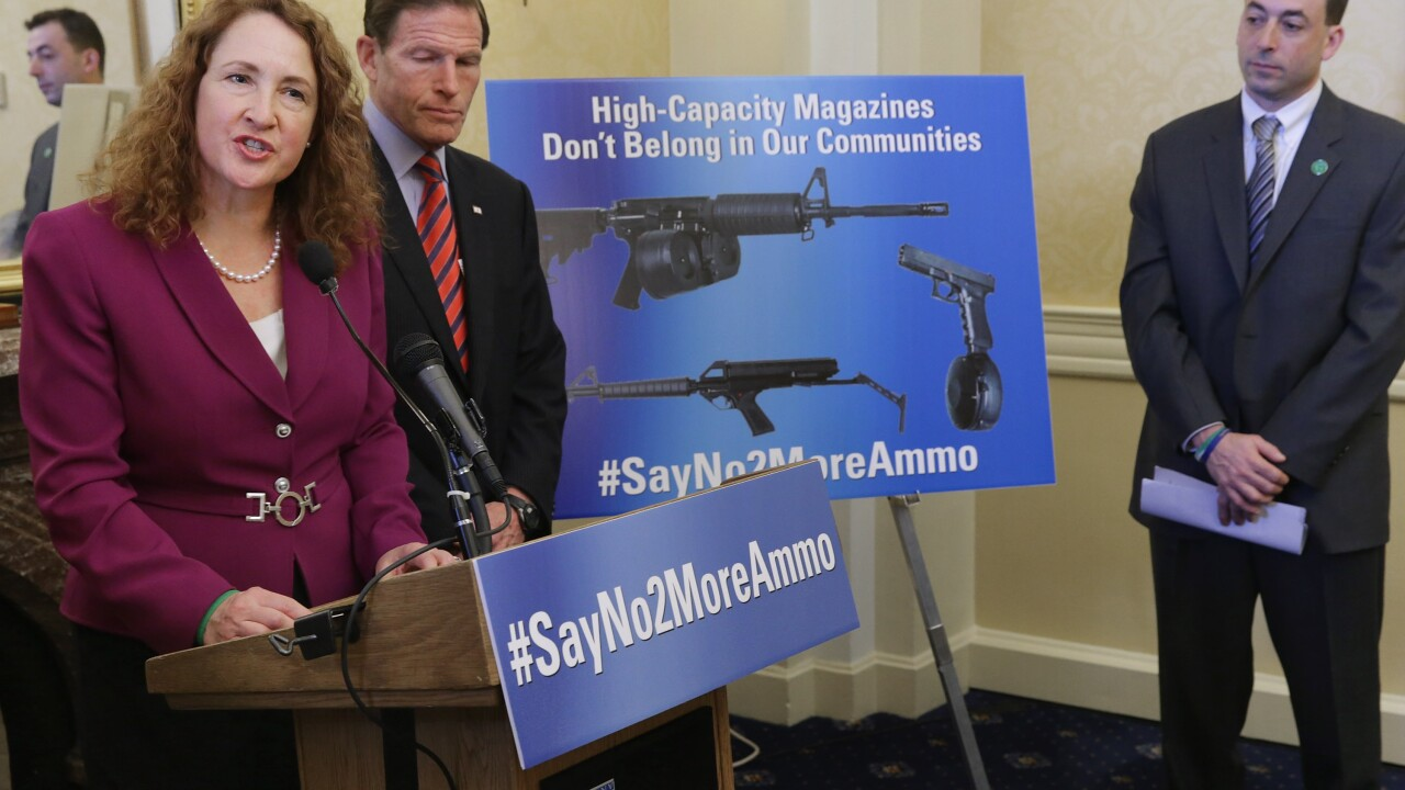 Senate And House Democrats Unveil New High-Capacity Magazine Gun Control Legislation