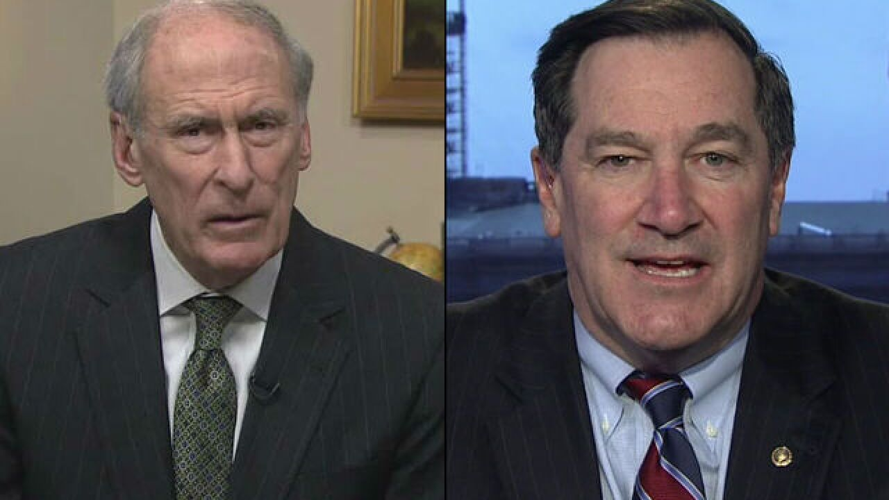 Coats, Donnelly meet with Carrier execs