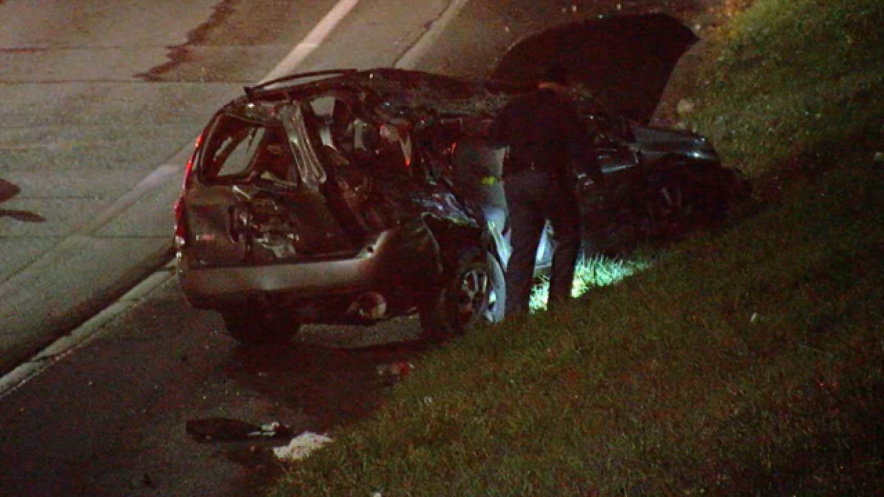 Police: At least 3 dead in crash on I-94