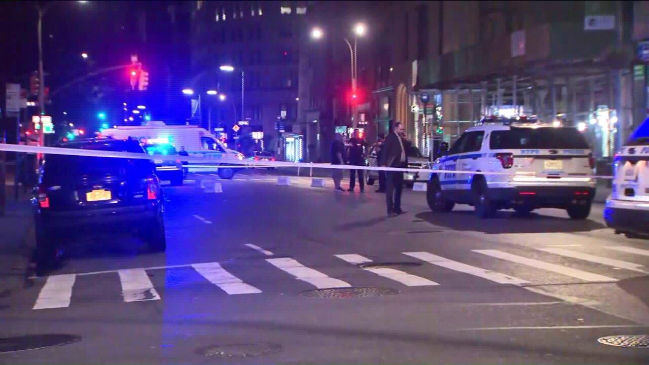 Flatiron double shooting near Madison Square Park
