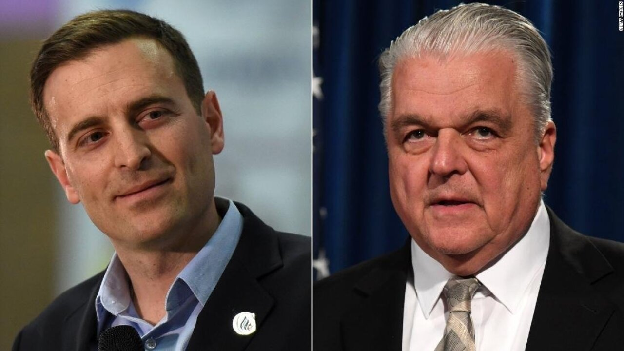 Another political family feud emerges, this time in the Nevada governor's race