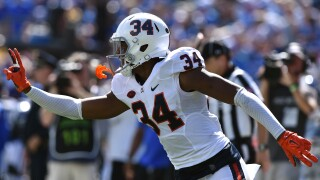 Virginia football's Bryce Hall earns another 1st team preseason All-Americahonor