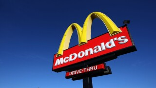 McDonald's closing 200 stores, mostly in Walmart stores
