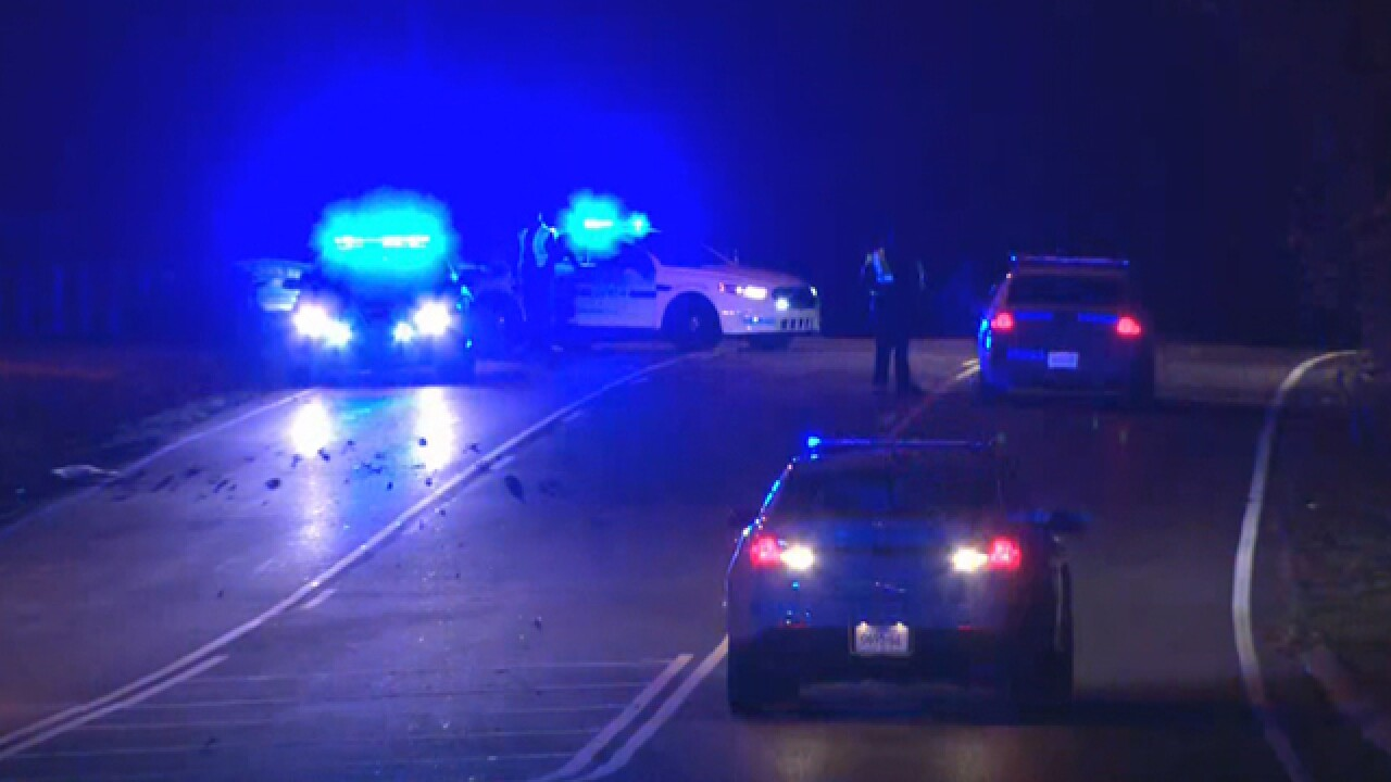 Man in critical condition after ejection crash on Bell Road