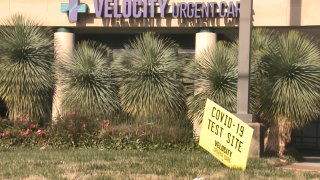 Velocity Urgent Care COVID-19 testing site.PNG