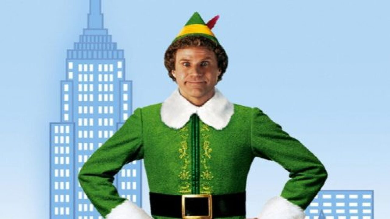 Someone Made The 'Elf' Trailer Into A Thriller And It's Hilarious